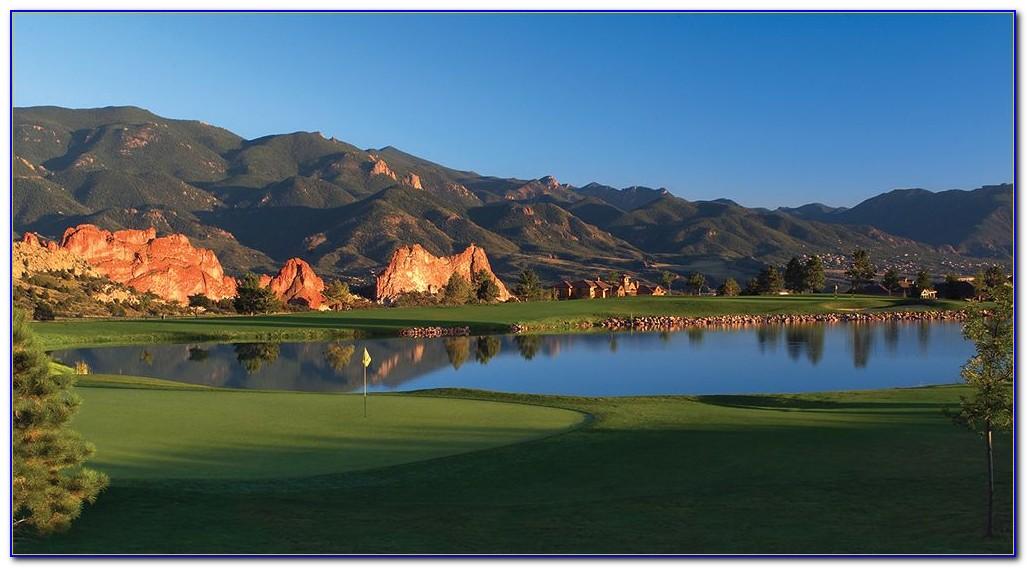 Garden Of The Gods Resort Colorado Springs Co