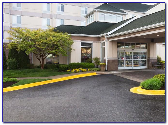 Hilton Garden Inn Annapolis Breakfast