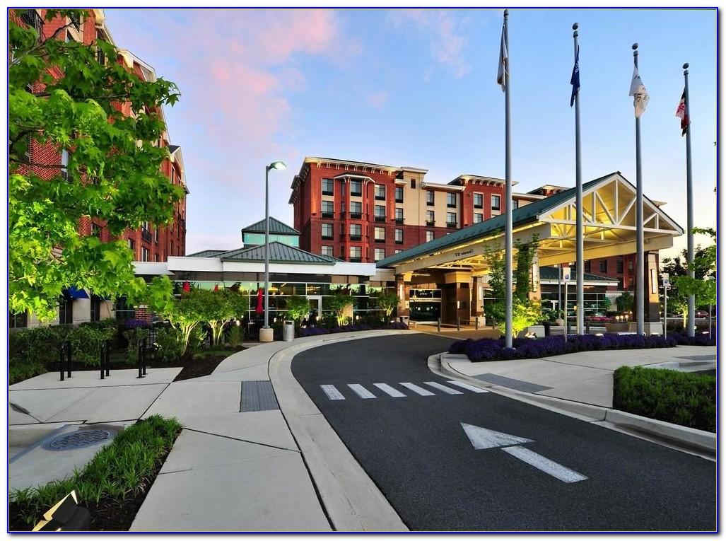 Hilton Garden Inn Bethesda Metro
