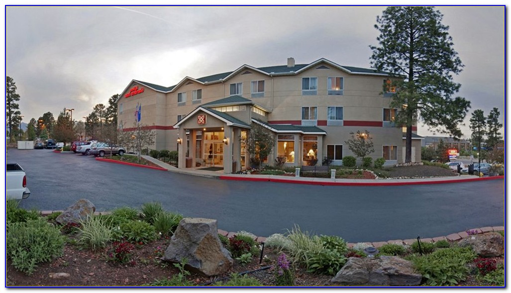 Hilton Garden Inn Flagstaff Plaza