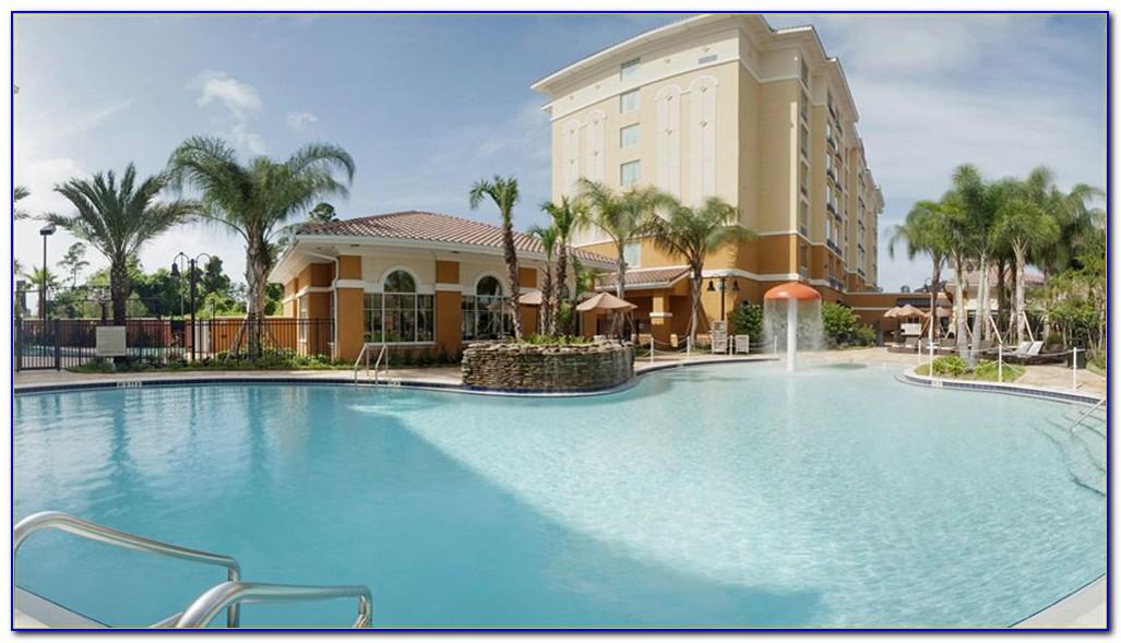 Hilton Garden Inn Lake Buena Vista Orlando Fl