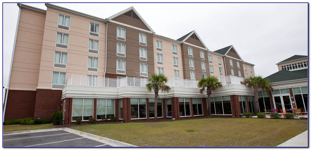 Hilton Garden Inn Myrtle Beach Coastal Grand Mall