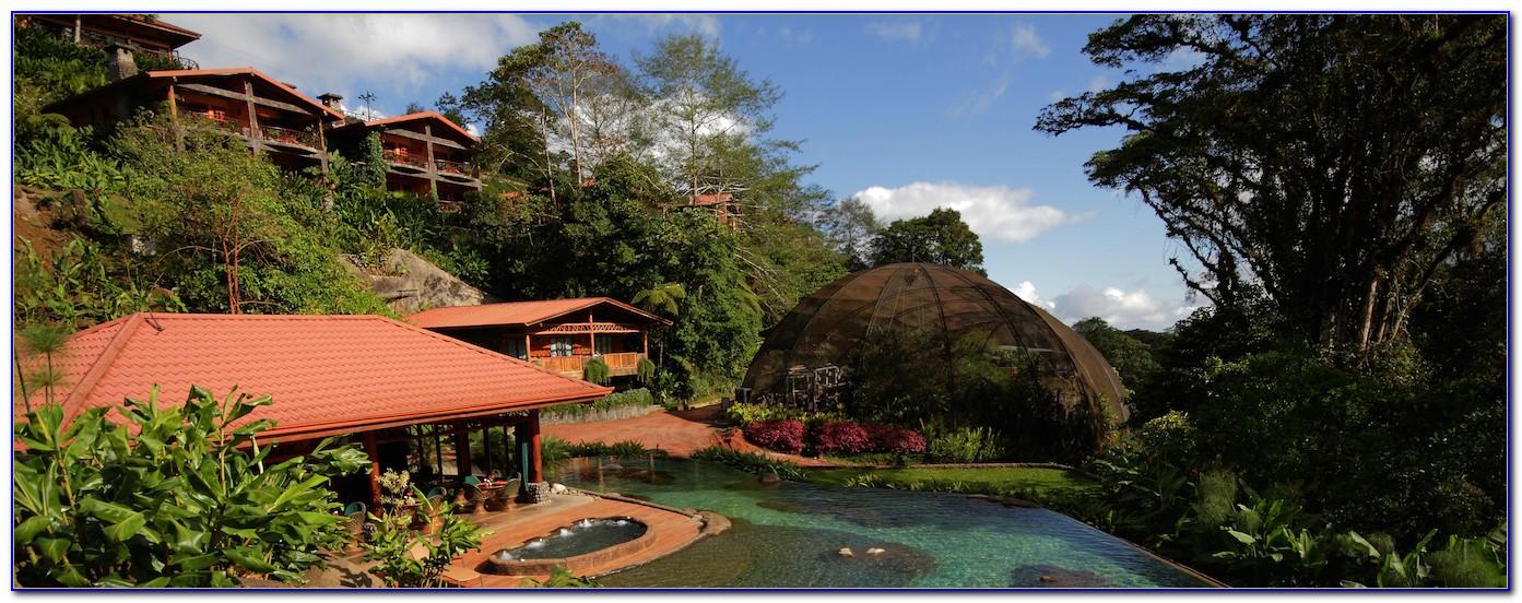 La Paz Waterfall Gardens Peace Lodge