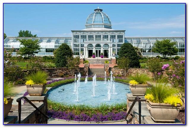 Lewis Ginter Botanical Gardens Hours