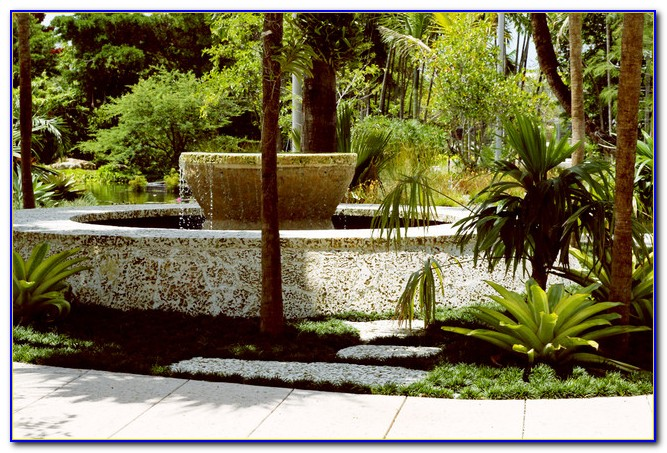 Miami Beach Botanical Garden Parking