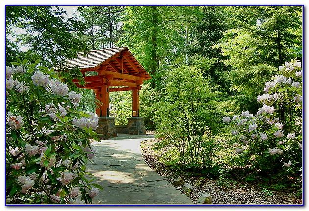 North Carolina Botanical Garden Wedding