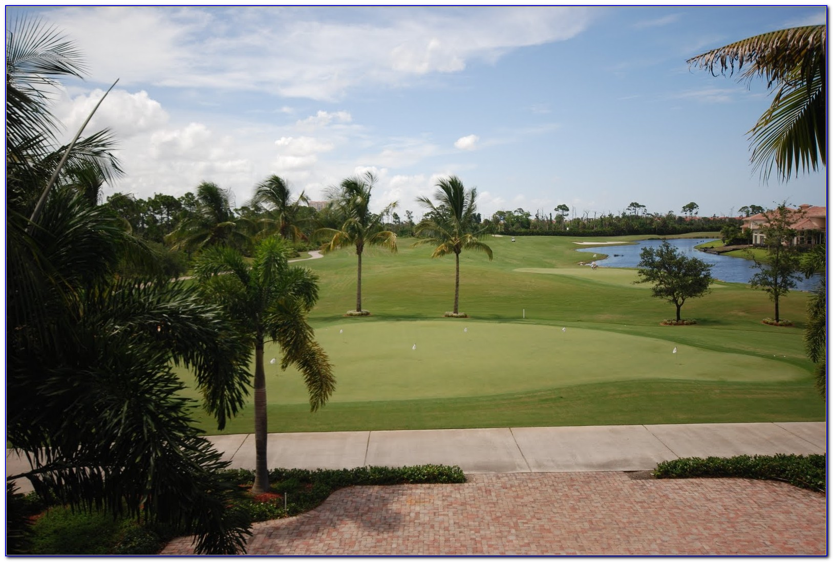 Palm Beach Gardens Golf Course Homes