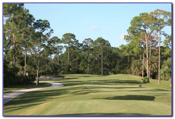 Palm Beach Gardens Golf Course Layout