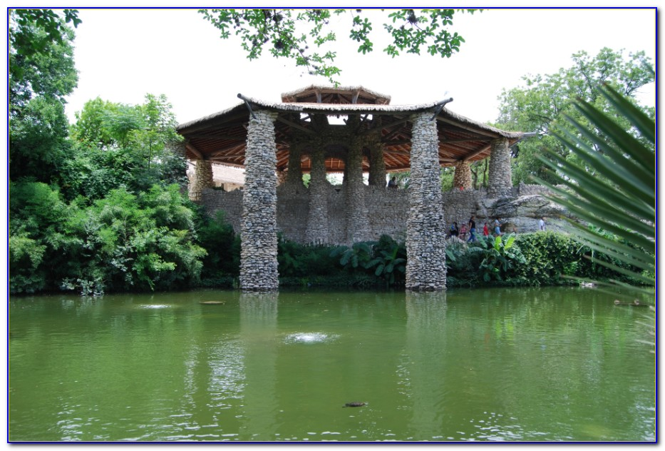 San Antonio Japanese Tea Garden Admission Fee