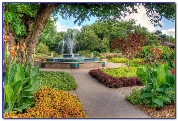 San Diego Botanical Gardens Balboa Park