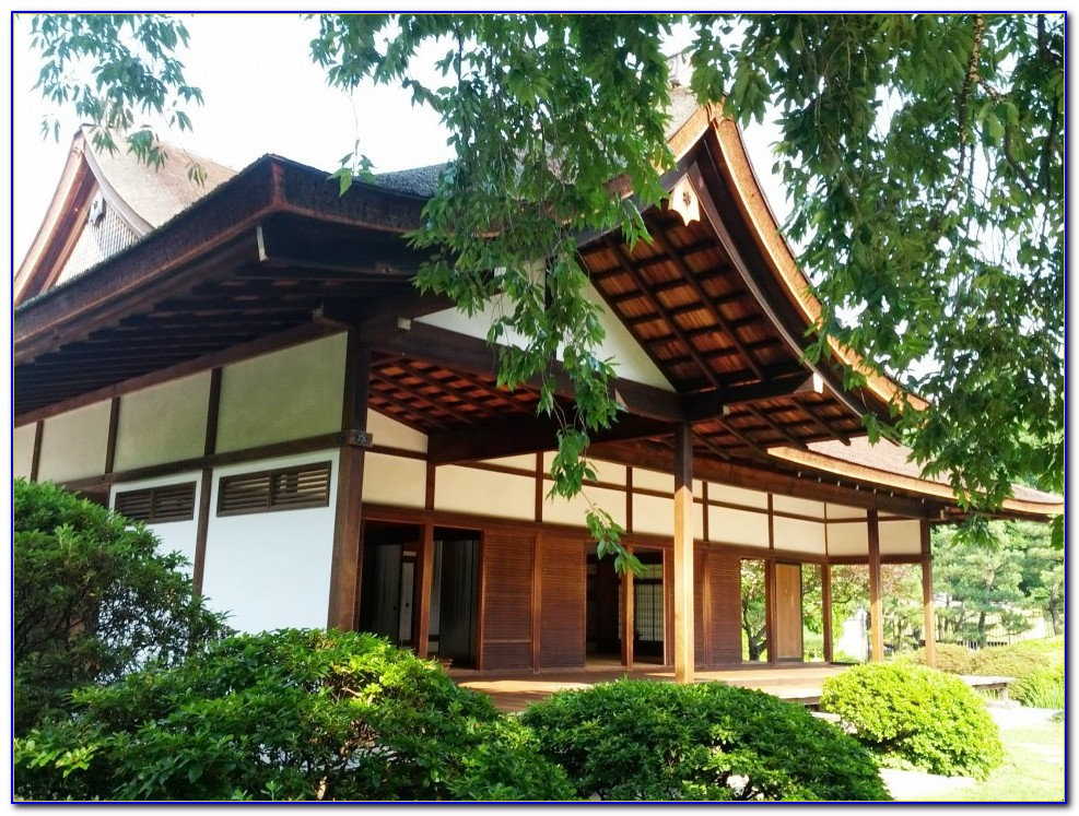 Shofuso Japanese House And Garden Hours