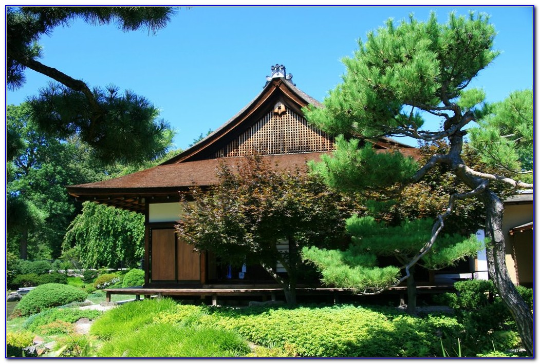 Shofuso Japanese House And Garden Parking