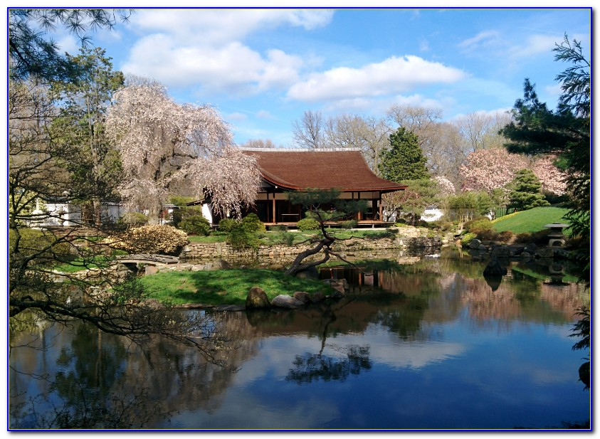 Shofuso Japanese House And Garden Parks On Tap