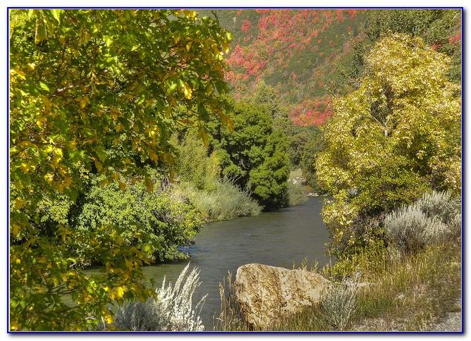 Spanish Fork City Water Gardens