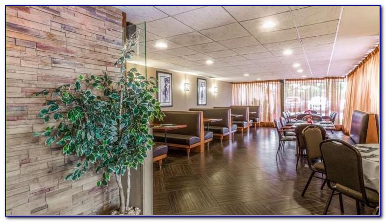 Wyndham Garden Hotel Newark Airport Restaurant