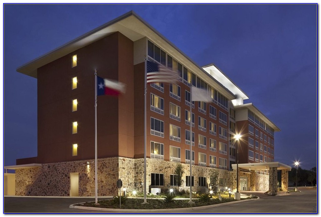 Wyndham Garden San Antonio Address