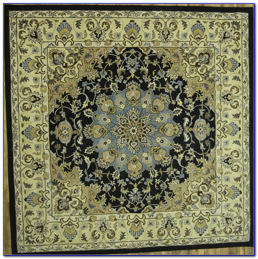 10 X 10 Round Area Rugs