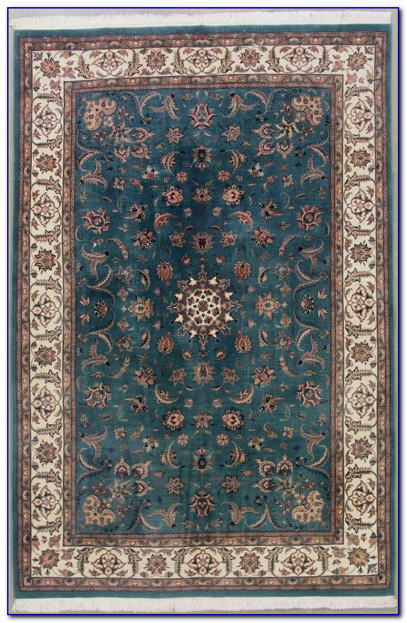 6x9 Area Rugs Blue
