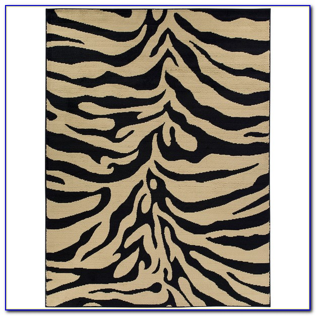 Animal Print Area Rugs Large