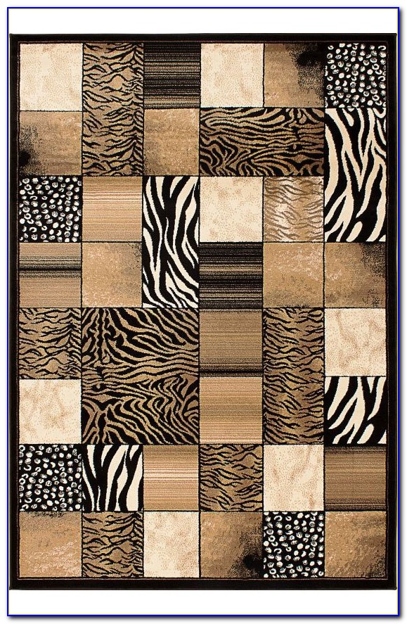 Animal Print Rugs For Living Room