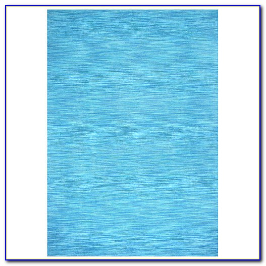 Aqua Blue Area Rugs