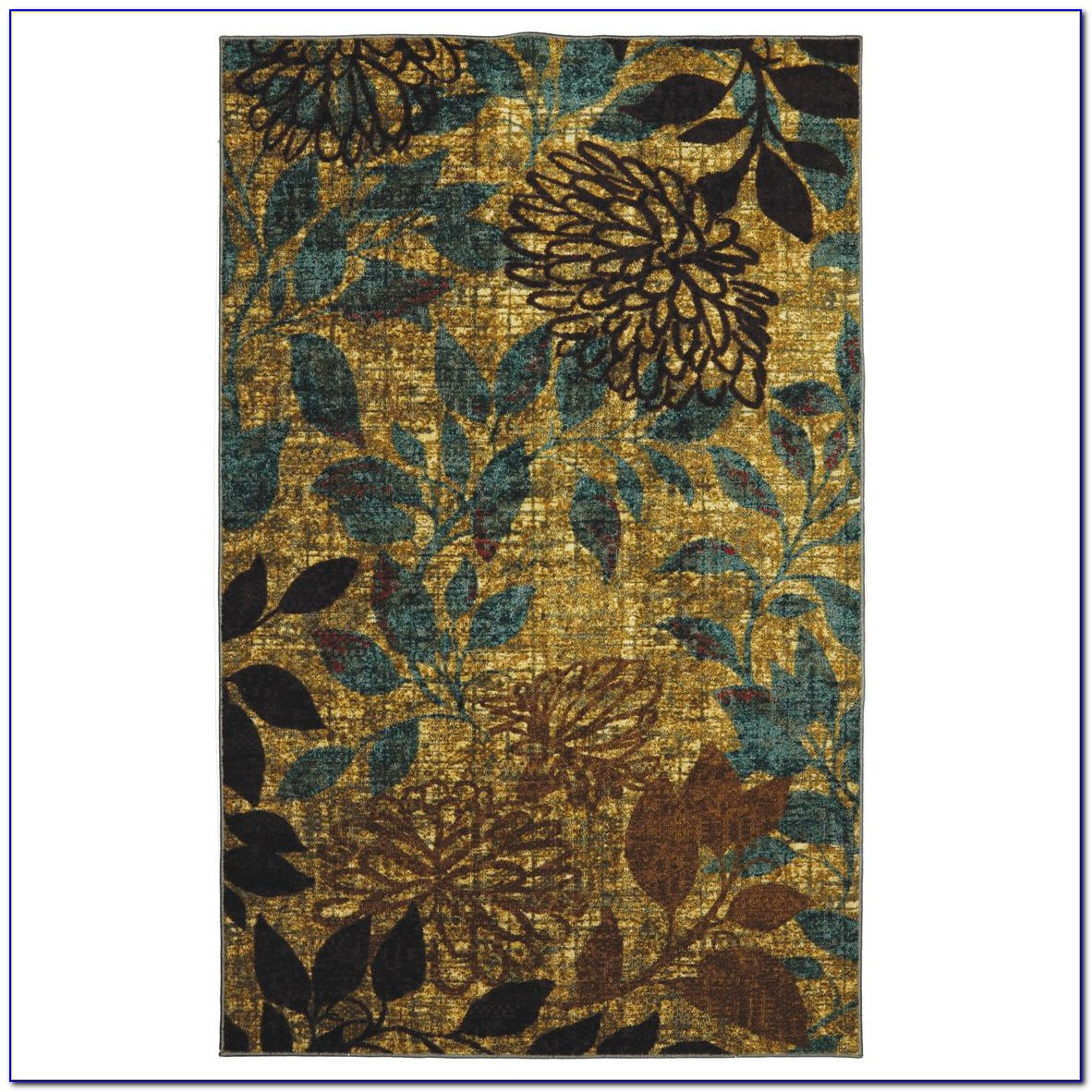 Area Rugs 8x10 Blue