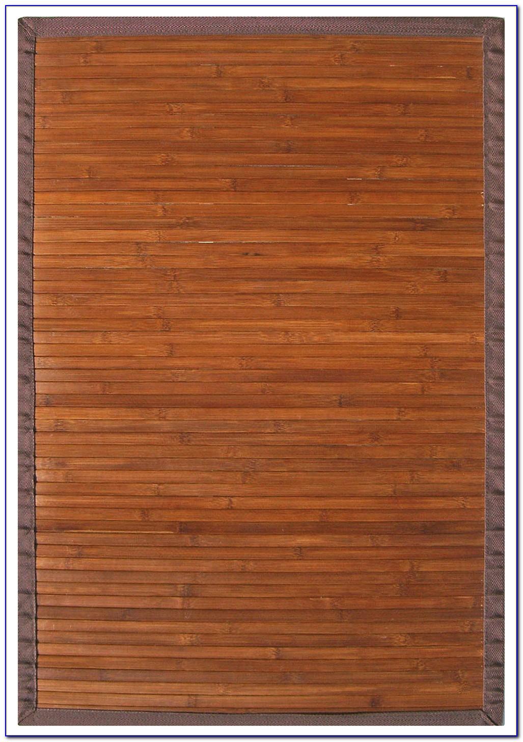 Bamboo Area Rug 5x8