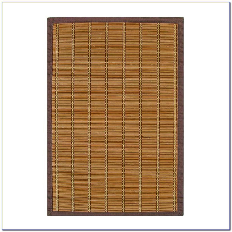 Bamboo Area Rug 6x9