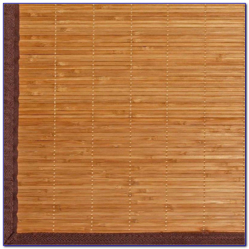 Bamboo Area Rug 9x12