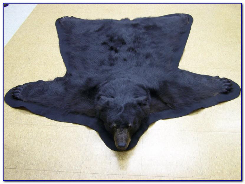 Bear Skin Rugs Uk