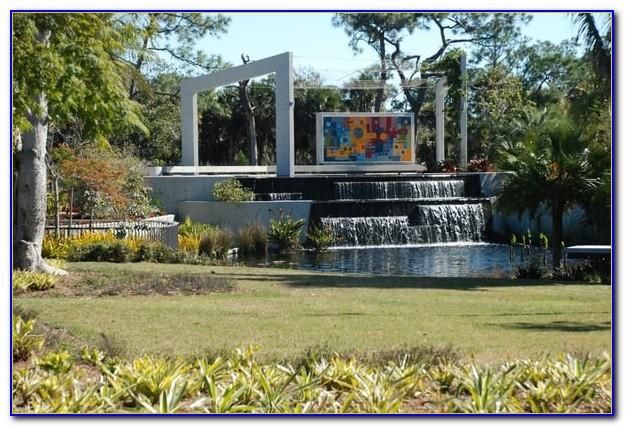 Botanical Gardens Naples Fl Lego