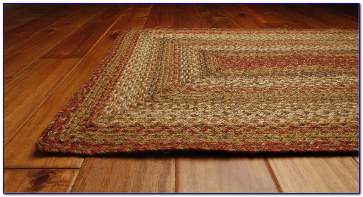 Braided Area Rugs 8x10