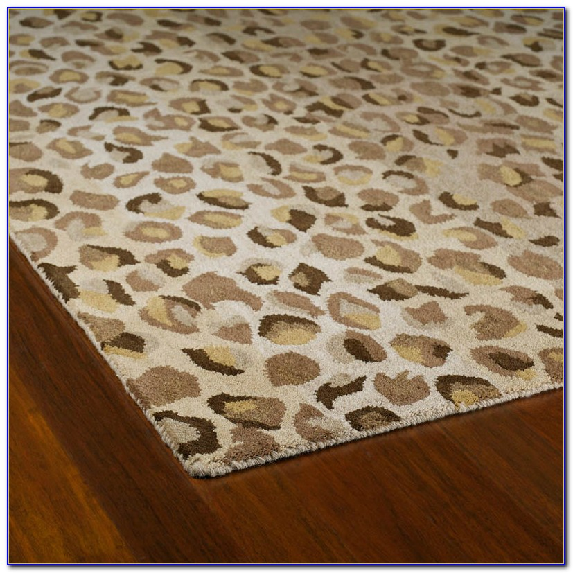 Cheetah Print Rug Uk