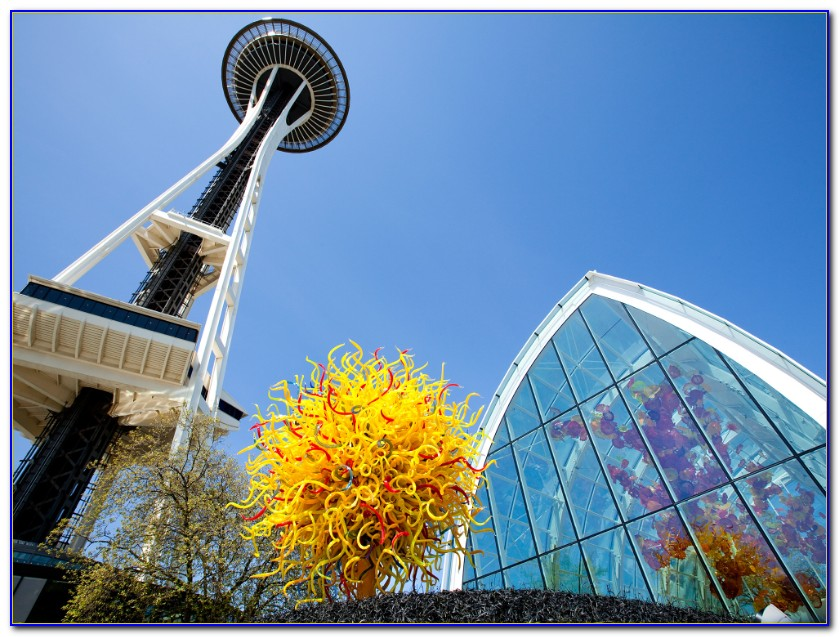 Chihuly Garden And Glass Seattle Groupon