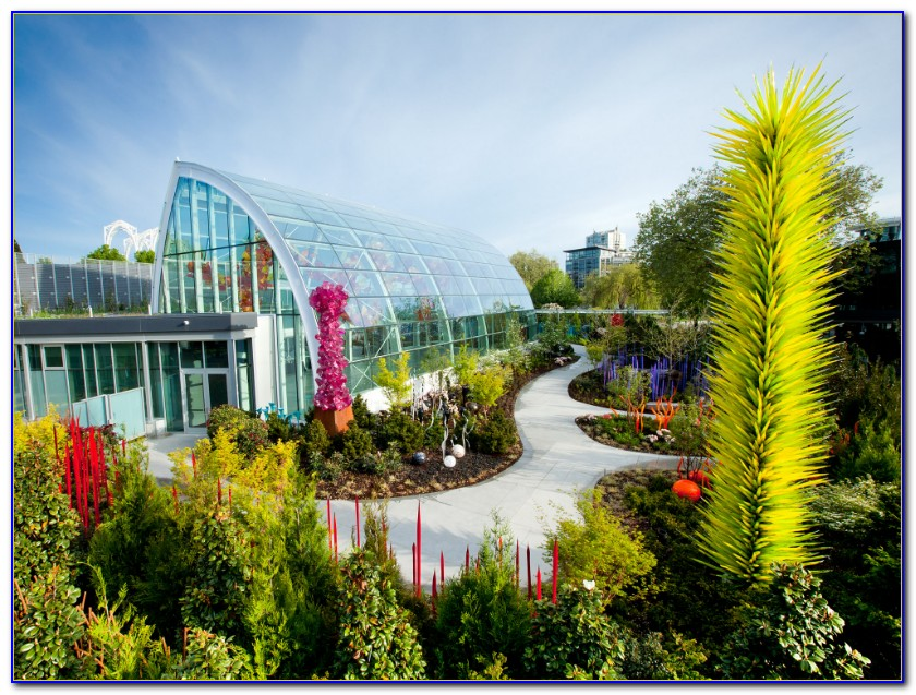 Chihuly Garden And Glass Seattle Hours