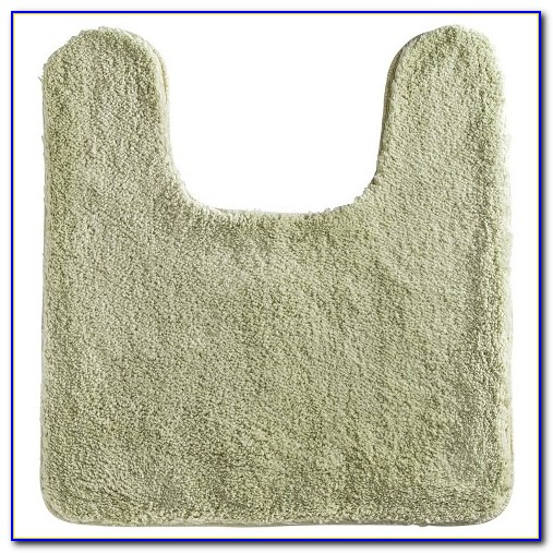 Contour Bath Rug Cotton