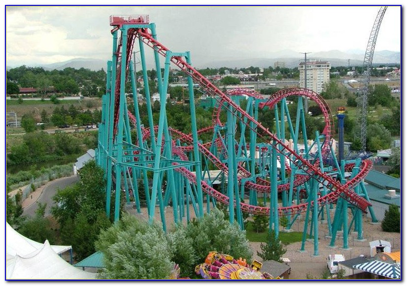 Elitch Gardens Theme Park Upcoming Events