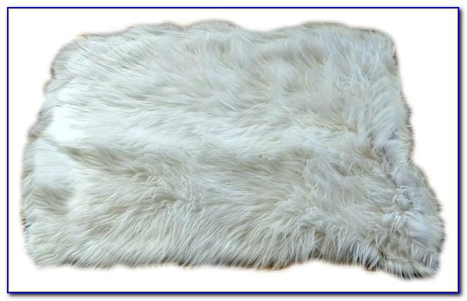 Faux Fur Rug Amazon