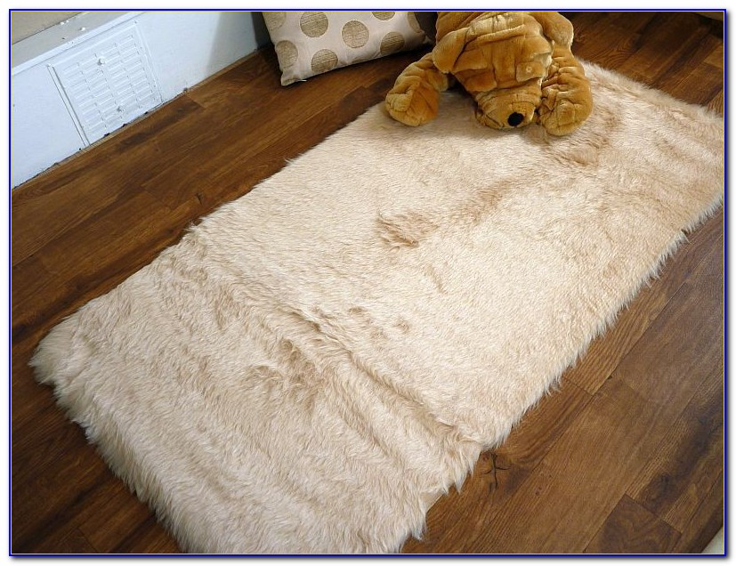 Faux Fur Rug Cleaning