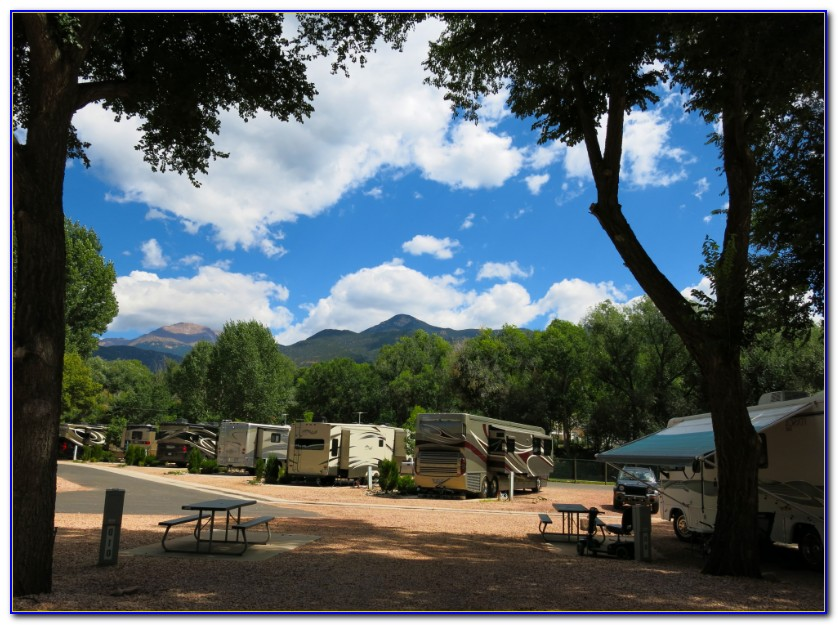 Garden Of The Gods Rv Park