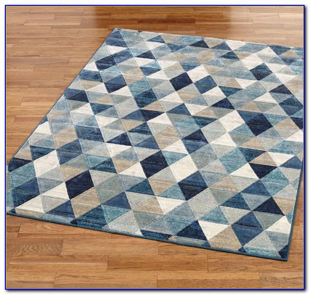 Geometric Area Rugs 4x6