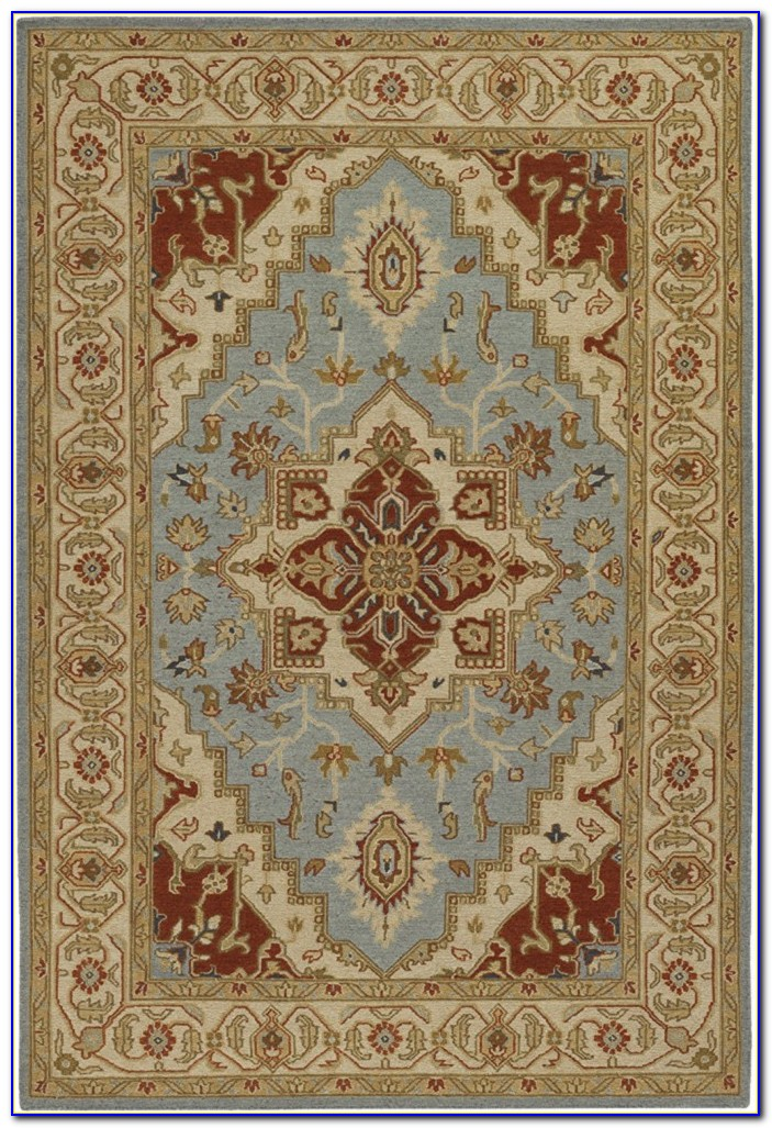 Hand Knotted Rugs From India