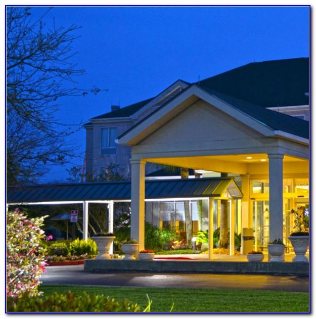 Hilton Garden Hotel New Orleans Airport