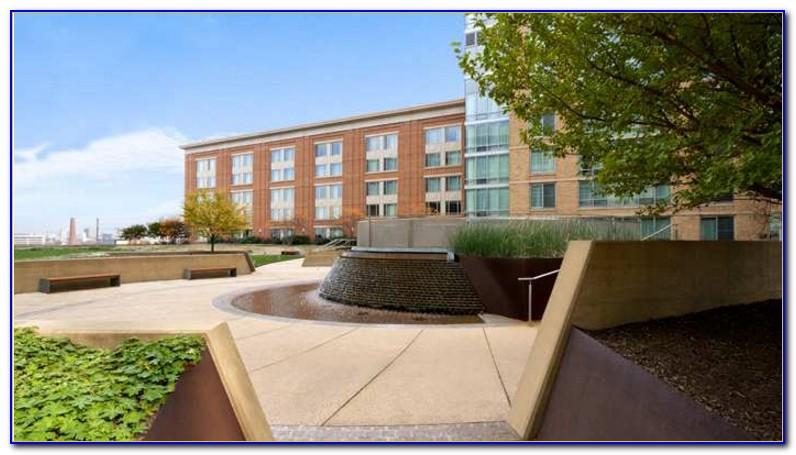 Hilton Garden Inn Baltimore Inner Harbor South President Street Baltimore Md