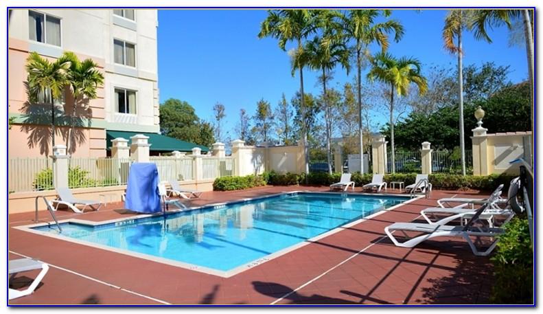 Hilton Garden Inn Fort Lauderdale Cruise Port