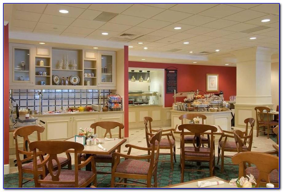 Hilton Garden Inn French Quarters New Orleans