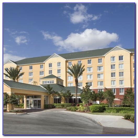 Hilton Garden Inn Orlando At Seaworld Airport Shuttle