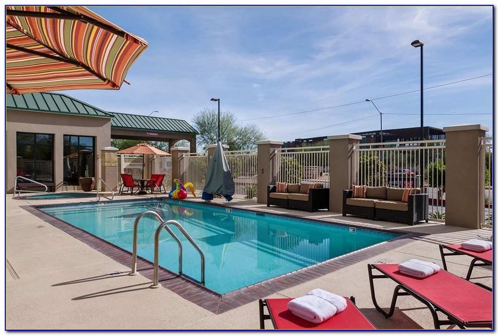 Hilton Garden Inn Phoenix Airport North Phoenix Az 85008