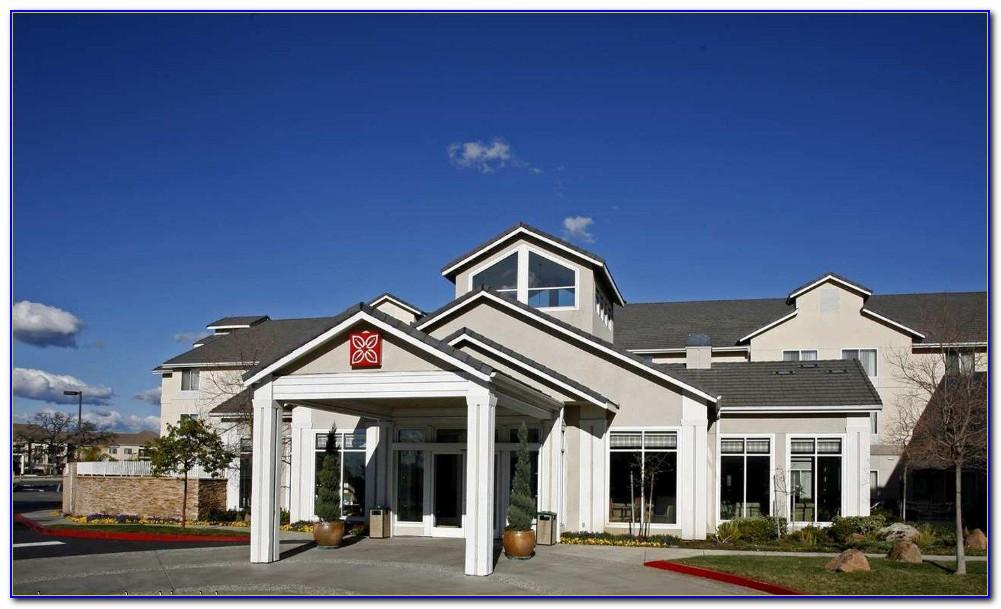 Hilton Garden Inn Roseville Restaurant