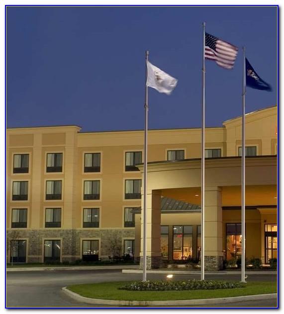 Hilton Garden Inn St Louis Chesterfield